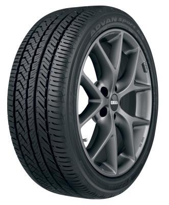 Advan Sport A/S Tires